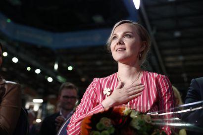 Pääkirjoitus: Katri Kulmunin kannattaa siirtyä valtiovarainministeriksi mahdollisimman pian