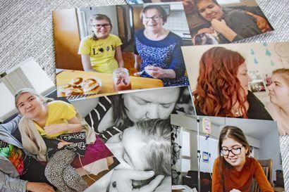 Hannan harvinainen ja parantumaton sairaus muutti kaiken – Äiti päätti, ettei anna sairauden viedä elämää häneltä ja perheeltä