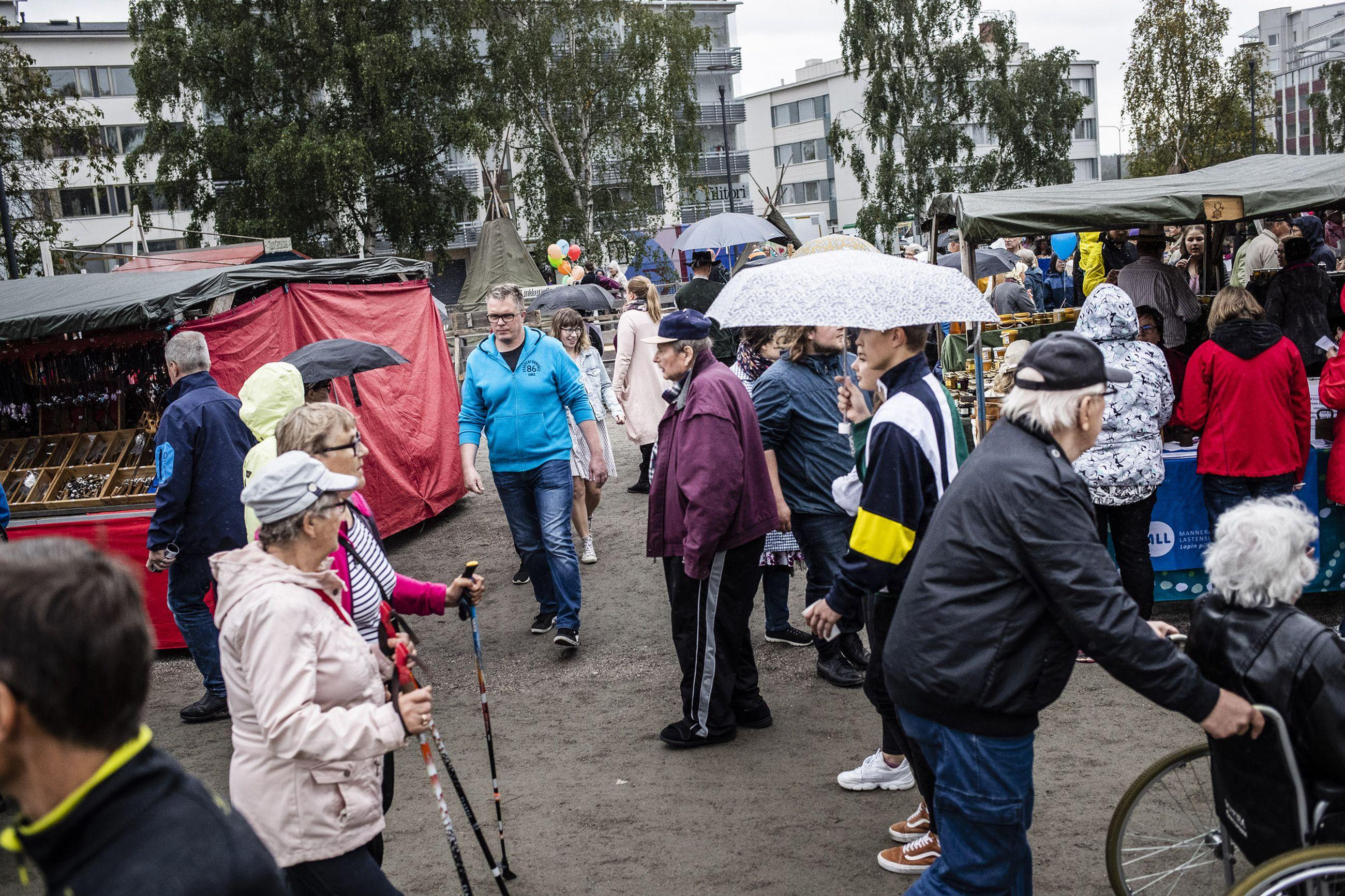 Markkinat Rovaniemi