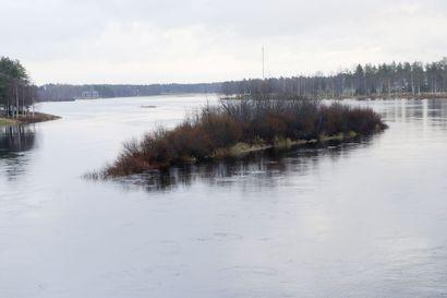 Pudasjärven ja Jongunjärven vedenkorkeudet ovat nousseet mittaushistorian suurimpaan syystulvaan