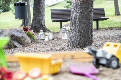 Poliisi epäilee: Isä murhasi kaksi pientä lastaan Rovaniemellä