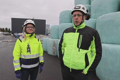 """Ruskon uusi jätteiden lajittelulaitos koekäytössä – """"Moderni laitos, josta saahaan erittäin hyvin talteen arvokasta jätettä"""""""