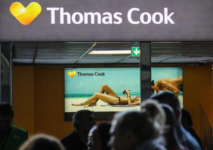Thomas Cook kertoi vaikeuksistaan viimeksi toukokuussa ja teki tuolloin suuren alaskirjauksen.