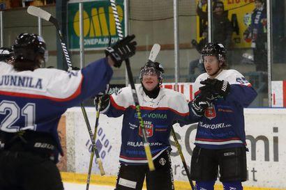 Raahe-Kiekolla on jo yksi uusi nimi sopimuspapereissa - tämän kauden joukkueen rungon kanssa sovittu alustavasti jatkosta