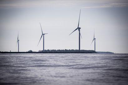 Lukijalta: Tuulimyllyistä syntyy ongelmajätettä