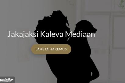 Jakajaksi Kaleva Mediaan - Kaleva Media