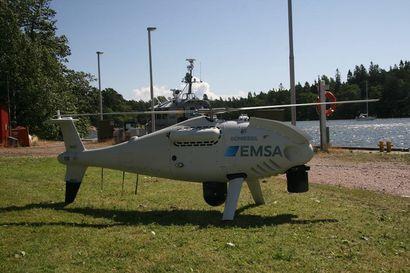 Merivartiosto saa testikäyttöön uuden miehittämättämän ilma-alusjärjestelmän