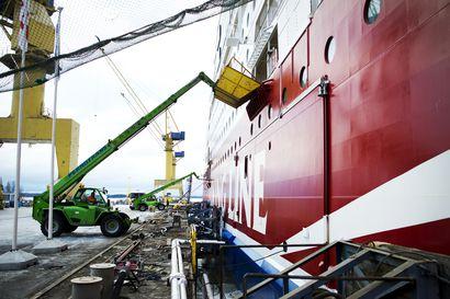 """Viking Line irtisanoo nyt 180 maahenkilöstöstä, ja aiemmin on vähennetty jo yli 130 – """"Joudumme aloittamaan uudella tavalla, kun pandemia on voitettu"""""""