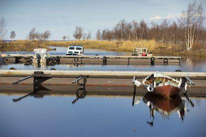 Kaupungilta saatu laina mahdollistaa lintutornin rakentamisen Rivin kalasatamaan