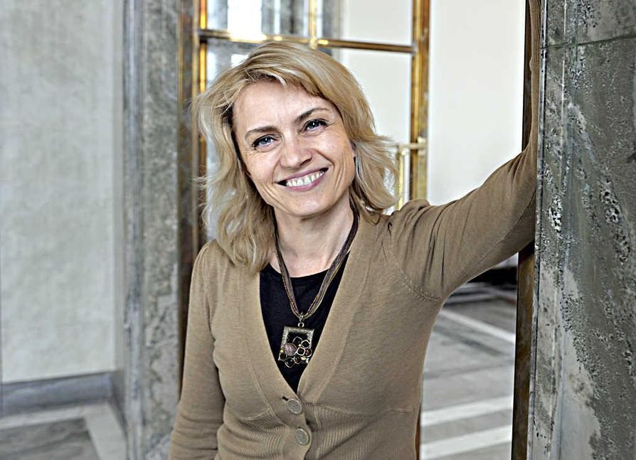 Kristillisdemokraattien puheenjohtajana toimii Päivi Räsänen.