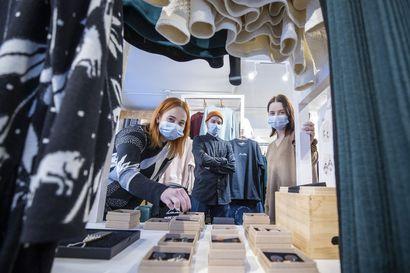 Vanha opiskeluprojekti työllistää yhä neljä – kotimaisiin brändeihin erikoistunut  Kure Store on seisonut Hallituskadulla pian neljä vuotta