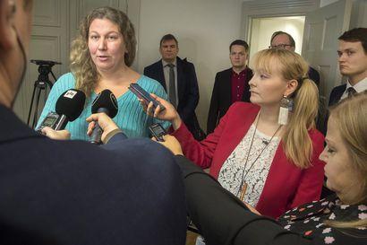 """""""Vuonna 2017 ei tullut tukea omistajalta""""– PAU:n puheenjohtaja Heidi Nieminen toivoo myös Postin varhaisjakelijoiden asemaan parannusta"""