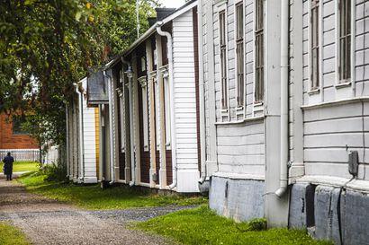 Tornion vanhimmalla kadulla on 400 vuoden mittainen tarina – Rantakadun taloja asuttivat ensin kauppiaat, sitten käsityöläiset ja lopulta virkamiehet