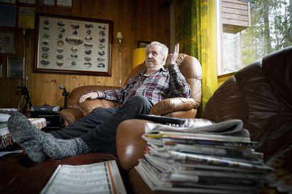 """Kiiminkiläinen Alpo Leppälä joutui sotaan 18-vuotiaana, mutta ei halua muistella aikaa –""""Enkä pystykään kertomaan, kun tulee itku"""""""
