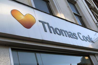 Thomas Cookin konkurssi voi iskeä monille kentille Suomessa