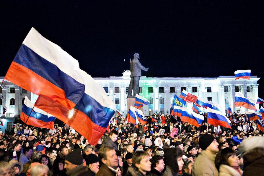 Venäjällä on avainasema globaalien ilmastohaasteiden ratkaisemisessa.