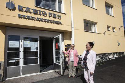 Väistötiloissa ainakin vuoden verran – Tornion kaupungintalo siirtyi Lappian tiloihin.