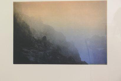 Arvio: Janne Laineen teoksissa kaunis ja kauhistuttava luonto sulkee kaiken sisäänsä
