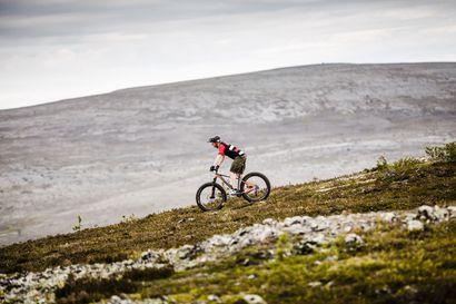 Kasvava maastopyöräilytrendi poiki Lappiin 1,6 miljoonaa euroa kehittämistukea