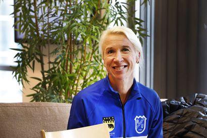 """Annemari Kiekara: """"Tykkään juosta, siihen on lahjoja ja tämä on minulle elämäntapa"""""""