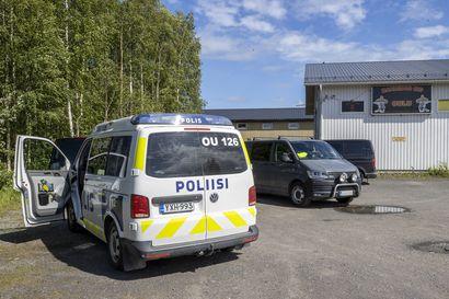 Poliisi teki kotietsinnän Bandidosin tiloihin Kempeleessä – liittyy poliisin kansainväliseen suuroperaatioon