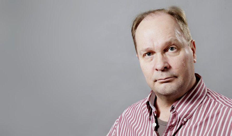 Kommentin kirjoittaja on toimittaja Markku Rättilä.