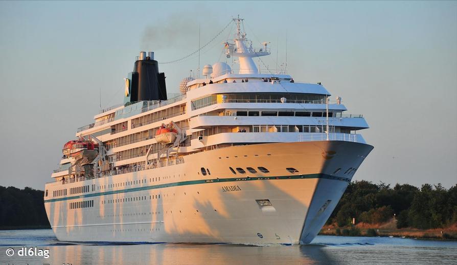 Alus saapui Ouluun Uumajasta, ja se jatkaa matkaansa Helsinkiin.