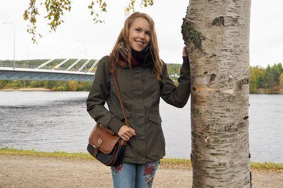 """""""Minä en olekaan yksin"""" – rovaniemeläinen Tuuli Kangasniemi toipui anoreksiasta vertaistuen avulla ja auttaa nyt muita syömishäiriön kanssa kamppailevia"""