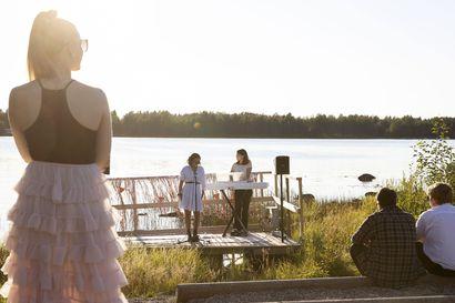 Oulussa juhlittiin useissa tapahtumissa elokuun ensimmäisenä viikonloppuna