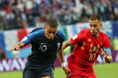 Mitä jalkapallon MM-turnauksesta jäi pelillisesti käteen? Kisojen opetukset tukevat Huuhkajien oletettuja vahvuuksia