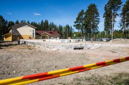 Alakorkalon koulun maiden puhdistus maksoi 1,5 miljoonaa euroa