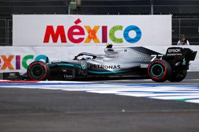 Bottaksen aika-ajot Meksikossa päättyivät karmeaan pettymykseen – viimeisen mutkan ulosajo tuhosi menestystoiveet kilpailussa