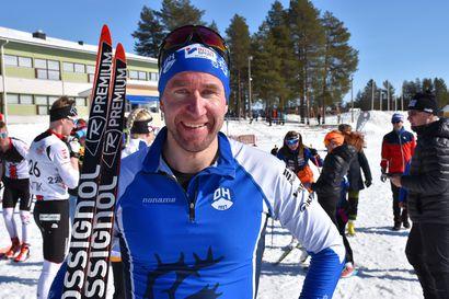 Posion hiihtotapahtumaan yli 200 kilpailijaa – Voittajasuosikit ovat Tero Similä ja Ari Luusua, naisten sarjassa Heli Heiskanen
