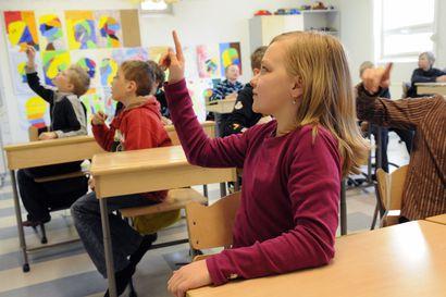 Merijärven ja Kärsämäen päiväkodeissa ja kouluissa opettajat kehittävät kansainvälisyyttä