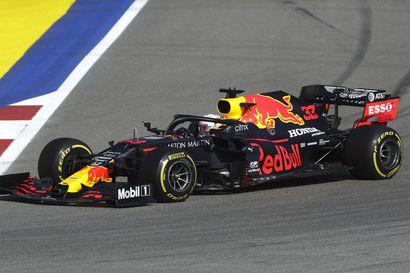 Poukkoilevasti F1:ssä toimiva Honda nostaa jälleen kytkintä – Red Bull -tallin asema muuttui nopeasti tukalaksi