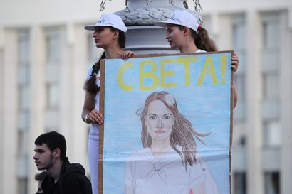 Oppositiojohtaja Tsihanouskaja: palaan Valko-Venäjälle sitten, kun se on turvallista – viranomaiset syyttävät oppositiota vallankaappauspyrkimyksistä
