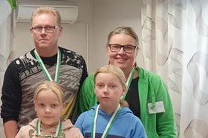 Perhe Toppinen Taitoniekka-finaalin voittoon –Vesaisten toimintaa aktivoidaan Siikalatvalla