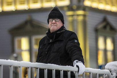 Marjo Matikaisen kiroilut mikrofoniinsa saalistanut äänimies Juha Karma päätyi Ouluun etsimään töitä – pitkäaikaistyötöntä, nuorta ja maahanmuuttajaa palvellaan pian yhdeltä luukulta