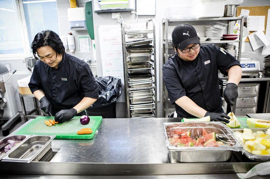 Filippiiniläisille eurooppalainen keittiö on tuttu, sillä siirtomaa-aika juurrutti maahan ranskalaisen keittiön perinteitä.