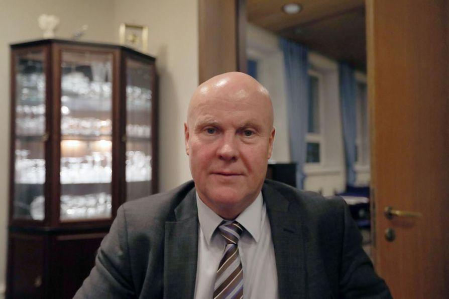 Asian valmistelu kolmikannassa oli sinänsä myönteinen asia, sanoo STTK:n puheenjohtaja Antti Palola.