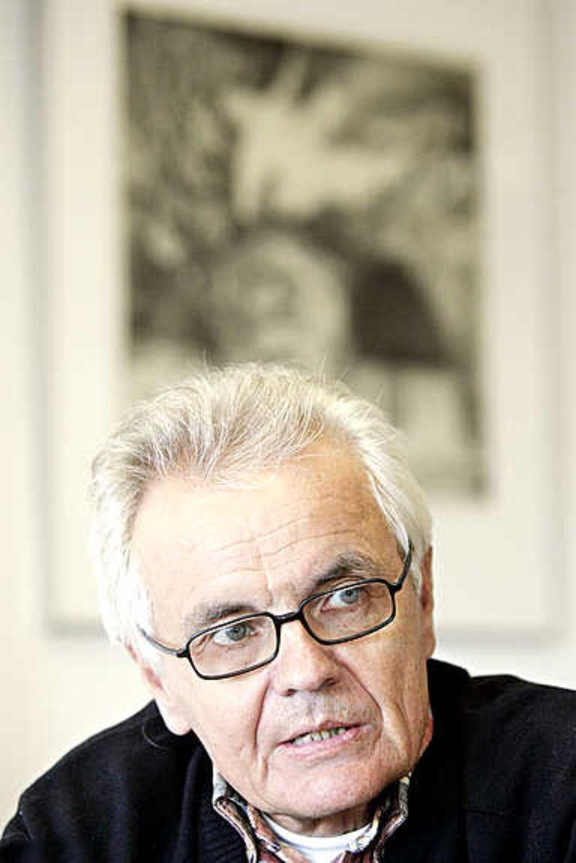 Seppo Arponen voi olla työhönsä tyytyväinen. Hänen puheenjohtajakaudellaan Kärpistä on kasvanut eurooppalainen suurseura.