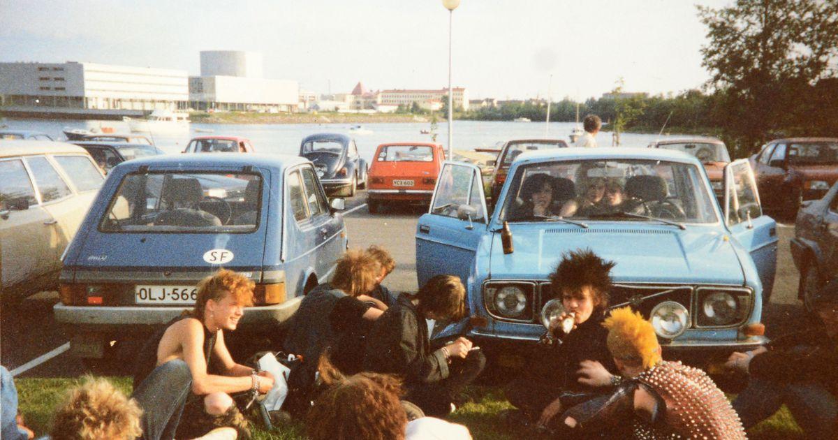 1980 Luvun Musiikki