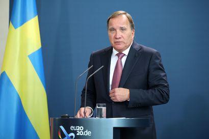 Analyysi: Ruotsin Löfvenillä taas päänvaivaa – Nyt työsuhdeturvan muuttaminen vetää Ruotsin hallitusta eri suuntiin ja ruotsidemokraattien asema pakottaa tasapainoiluun