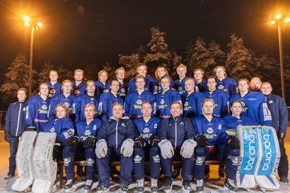 Rovaniemen Kiekon A-nuoret etenivät ensimmäistä kertaa Mestikseen