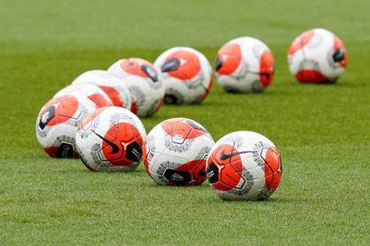 UEFA: Jalkapallon EM-turnaus siirtyy vuodella eteenpäin