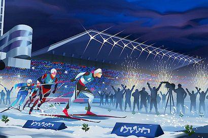Hiihtotähdet kohtaavat Olympiastadionilla tammikuussa