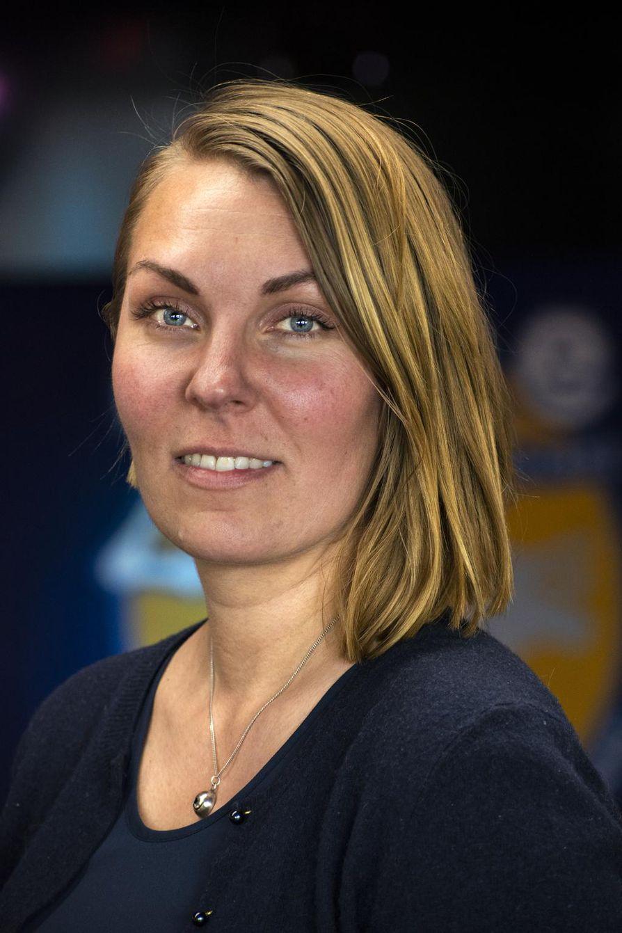 Aino Kämäräinen palasi Kuusamoon perheyrityksen johtajaksi.