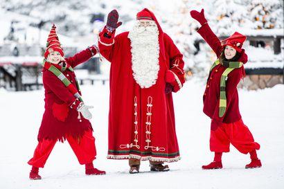 Joulupukki lähtee napapiirin Pajakylästä jälleen vuotuiselle matkalleen – katso suora lähetys kello 19