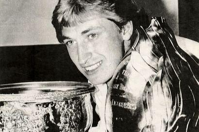 Wayne Gretzkyn muistoesineet kelpasivat varkaille - tekijöiksi paljastuivat 58-vuotiaat nainen ja mies