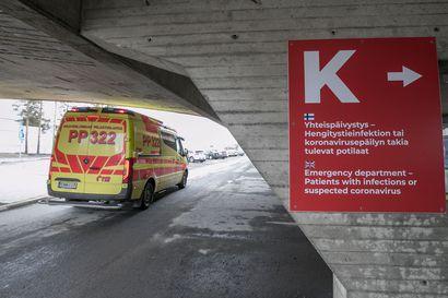 THL: Tuhannen koronakuoleman raja rikki Suomessa – Oysin erityisvastuualueella sairaalahoidossa kuusi koronapotilasta